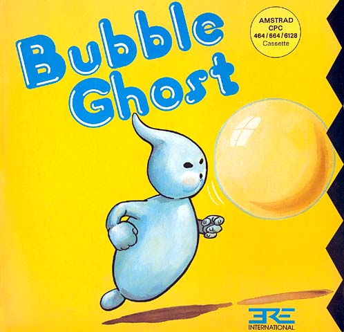 Bubble Ghost Face Avant