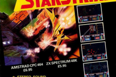 3D Starstrike - Realtime Games Software (1985)