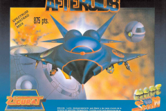 Afteroids - Zigurat (1988)