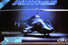 Airwolf - Amsoft (1985)