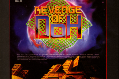 Arkanoid Revenge Of Doh - Taito (1988)