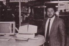 Alan Sugar et le pcw-8256