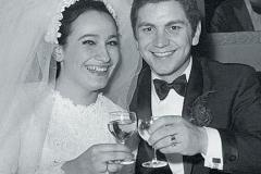 Mariage de alan sugar et de Ann