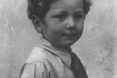 Alan Sugar enfant