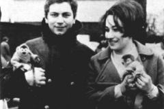 Alan et Ann avant leur mariage