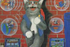 Bad Cat - US Gold (1987)