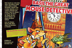 Basil The Great Mouse Detective - Gremlin Graphics Software (1987)