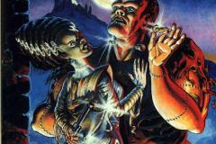Bride Of Frankenstein - Ariolasoft (1987)