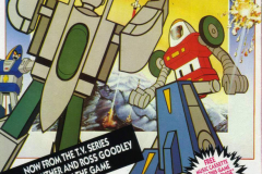 Challenge Of The Gobots - Ariolasoft (1987)