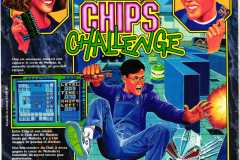 Chip's Challenge - US-Gold (1991)
