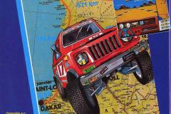 Dakar 4X4 - Coktel Vision (1987)