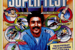 Daley Thompson's Super Test - Ocean Software (1985)