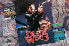 Death Wish 3 - Gremlin Graphics Software (1987)