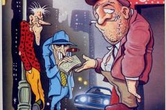 Dodgy Geezers - Melbourne House (1986)