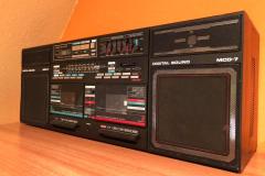 Amstrad MCD-7 (photo : Alejandro Polanco Masa)