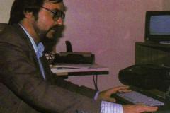 Français Quentin, chef de produit (Amstrad France)