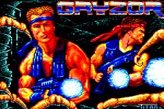 Gryzor (2020)