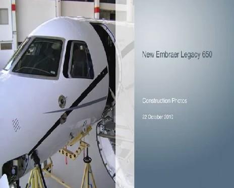 jet de sir Alan Sugar : Embraer Legacy 650