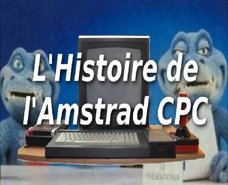 L'histoire de l'Amstrad CPC
