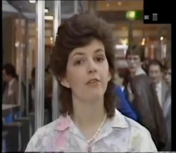 Alan Sugar au Personal Computer World Show (1985)