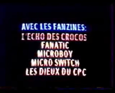 Amstrad expo 1989