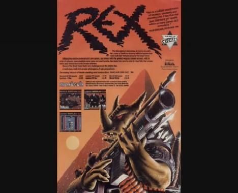 Rex de Martech