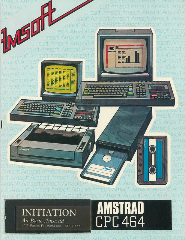 Initiation au Basic Amstrad Partie 1 : Premier pas