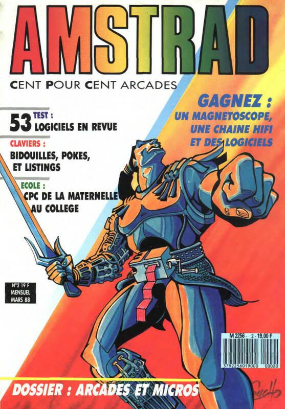 Amstrad Cent Pour Cent n°02