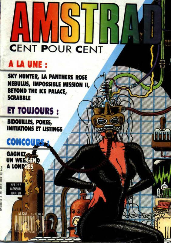 Amstrad Cent Pour Cent n°05