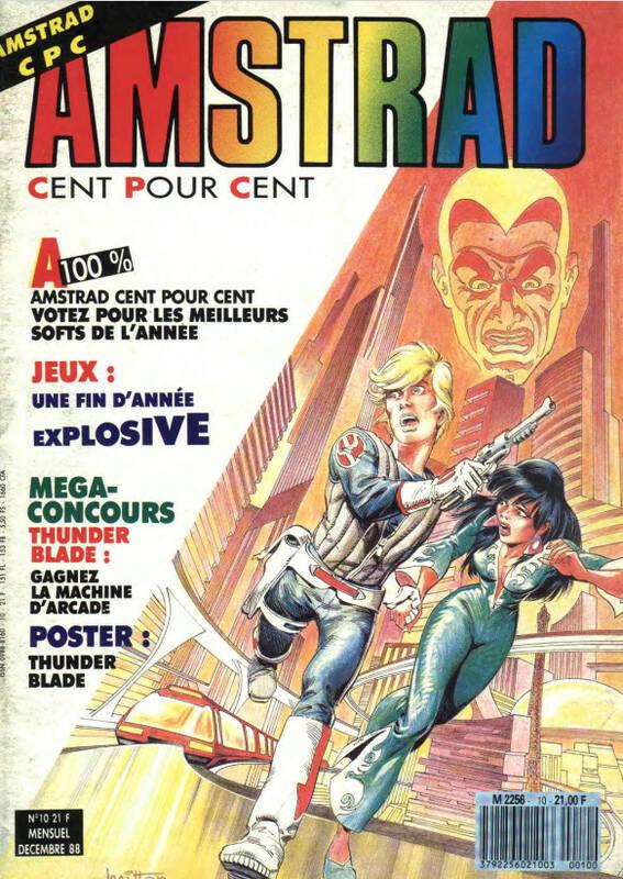 Amstrad Cent Pour Cent n°10