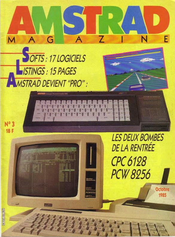Amstrad Magazine n°03