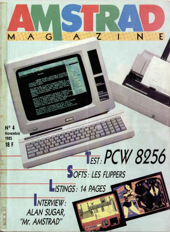 Amstrad Magazine n°04