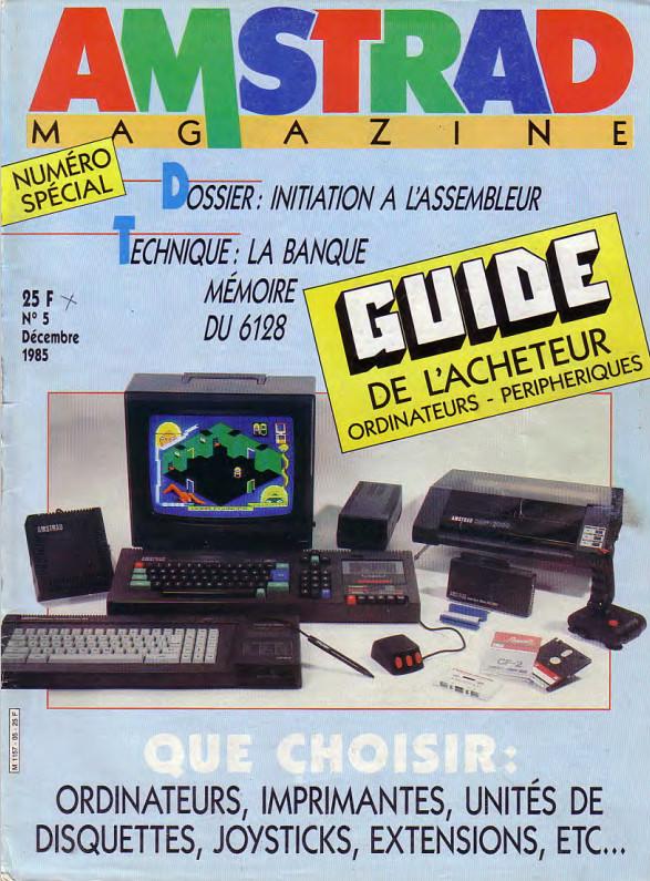 Amstrad Magazine n°05