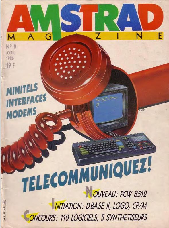 Amstrad Magazine n°09