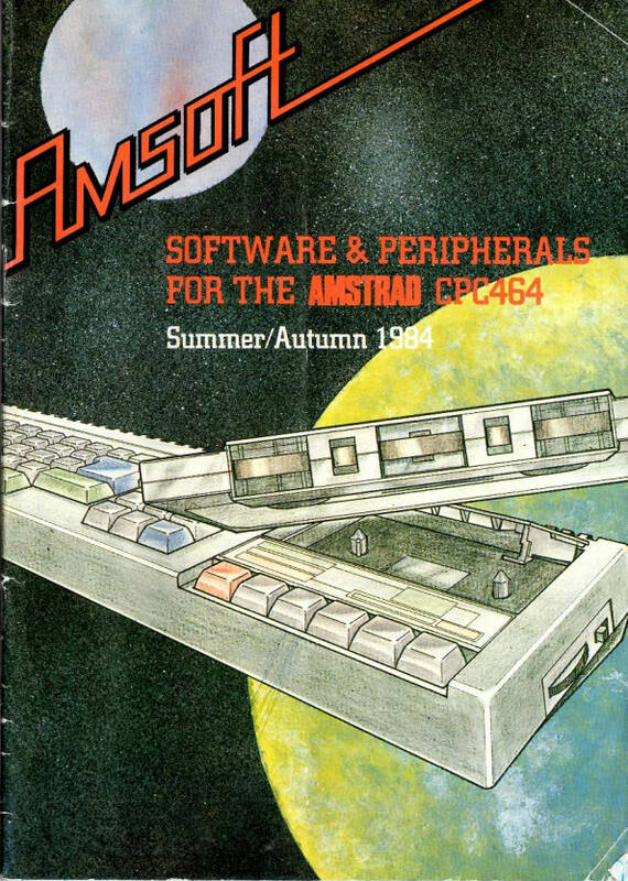 AMSOFT Software & peripherals Summer-Autumn 1984 (uk)