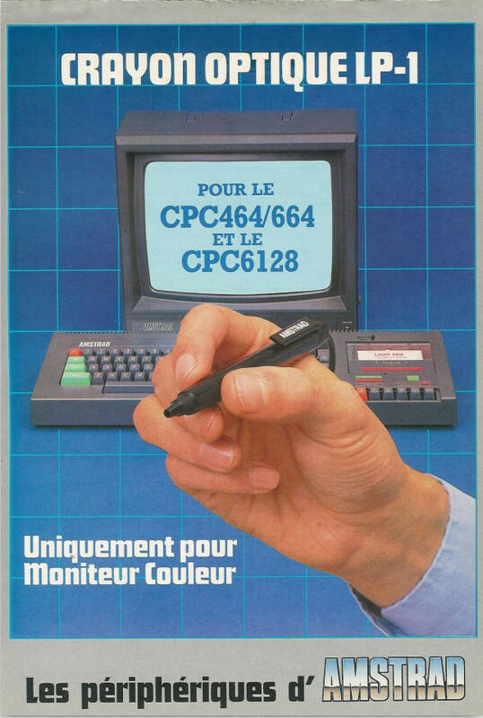 Crayon optique LP-1