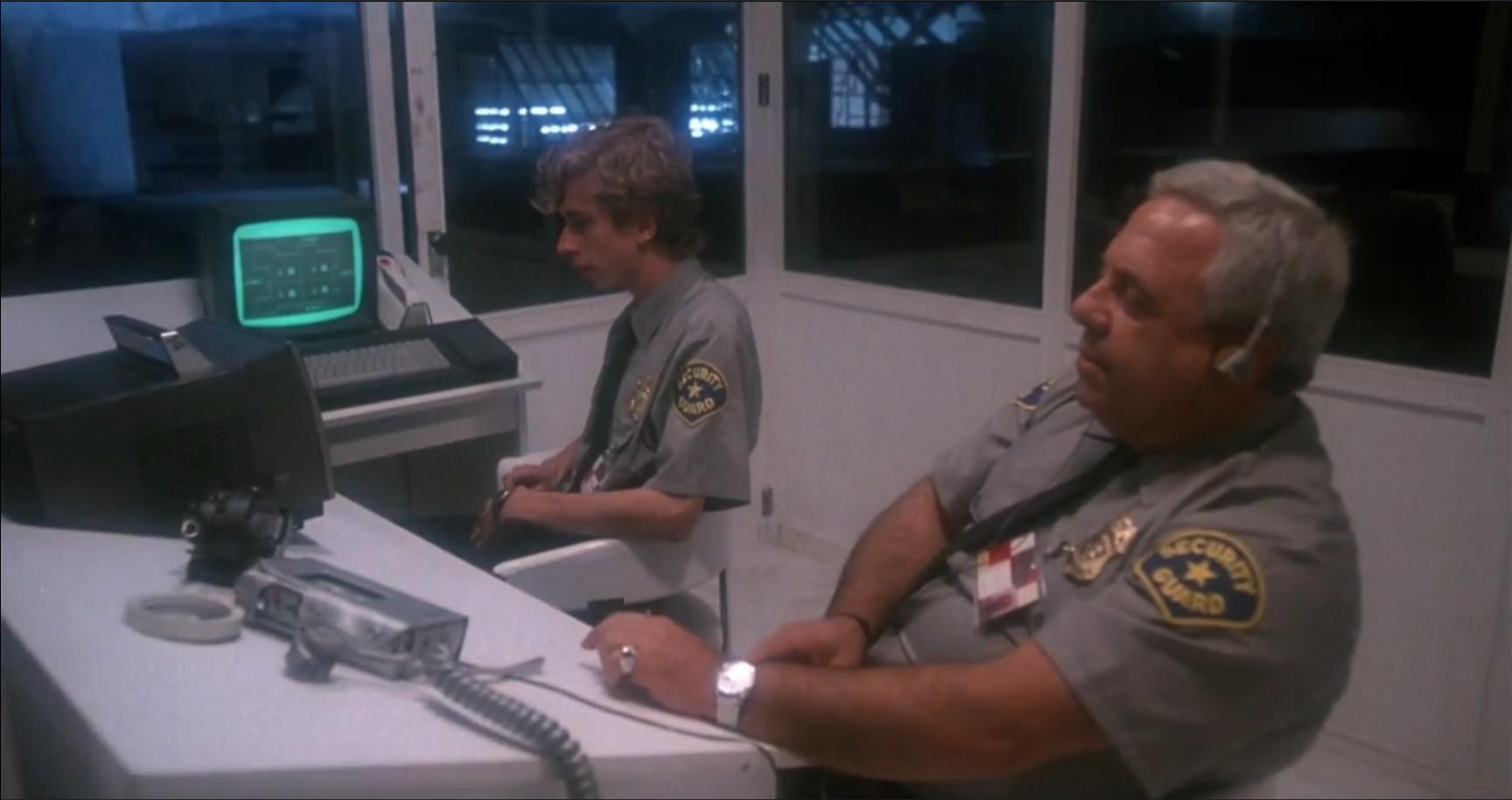 Extrait film Eliminators (1986)