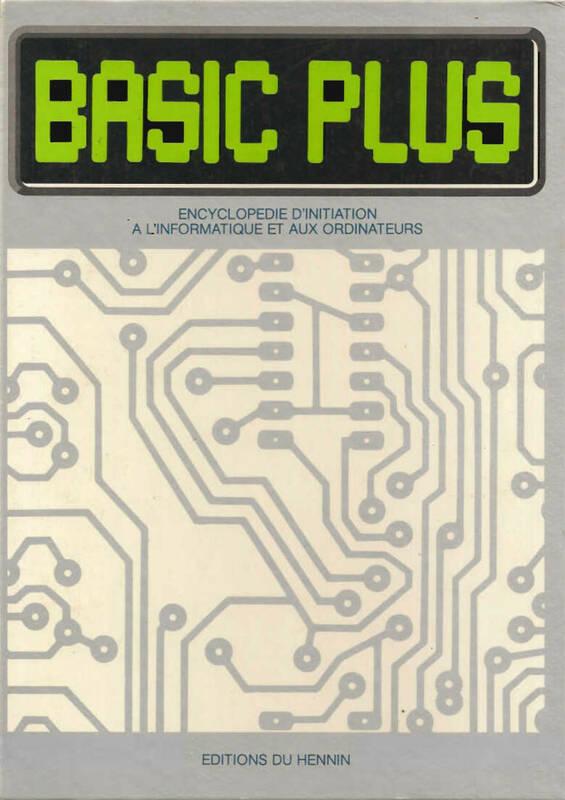 Encyclopédie d'initiation à l'informatique et aux ordinateurs