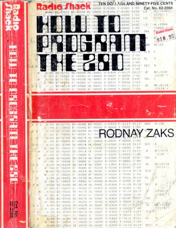 How to program the z80