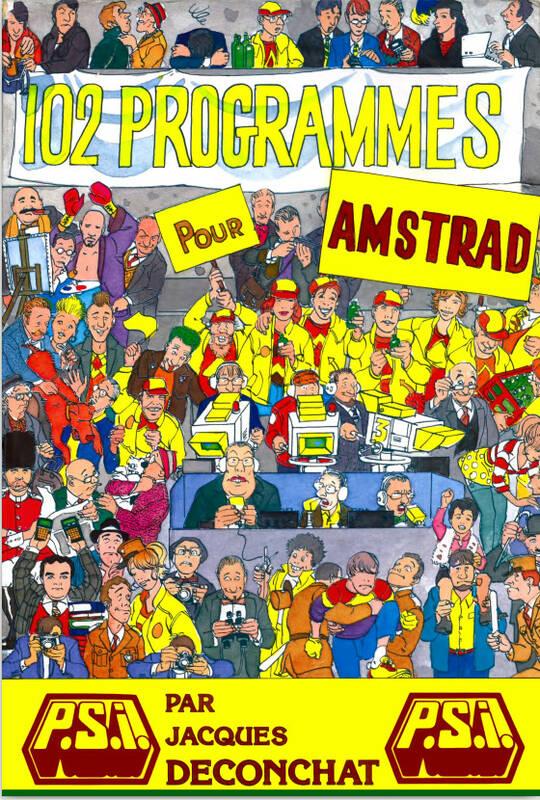 102 programmes pour Amstrad (acme)
