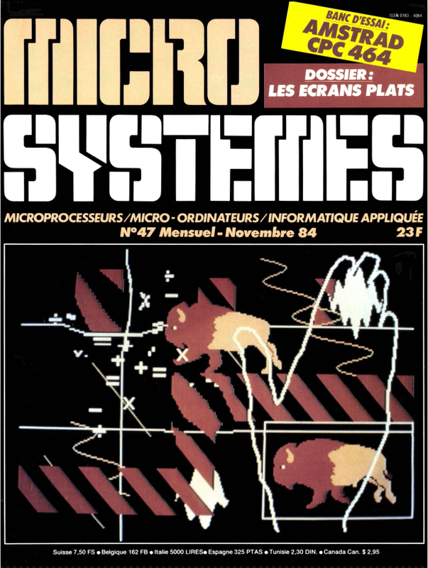 CPC 464 : Micro-Systemes n°047
