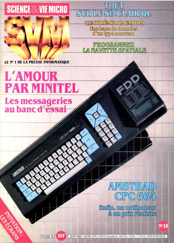 CPC 664 : SVM n°018