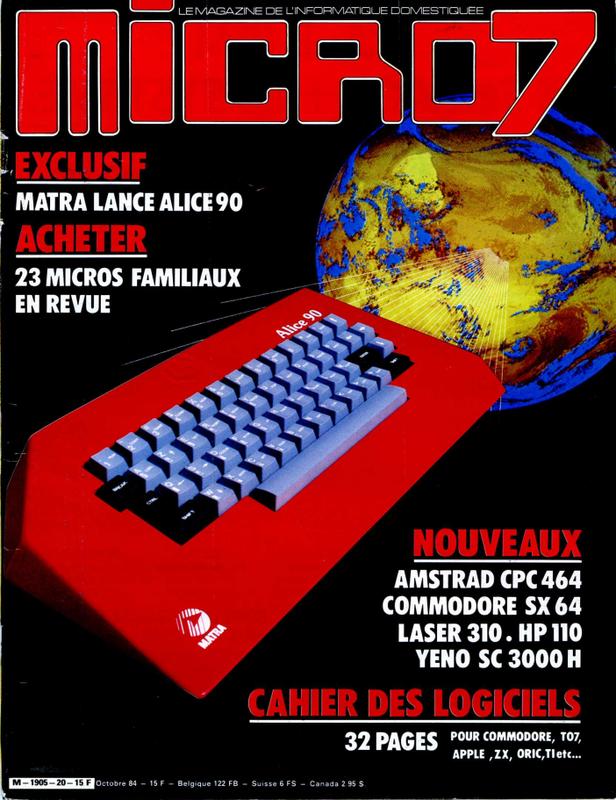 CPC 464 : Micro7 n°20